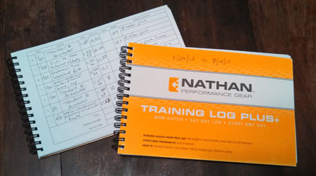 Nathan running log