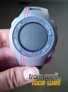 garmin 110 blank screen