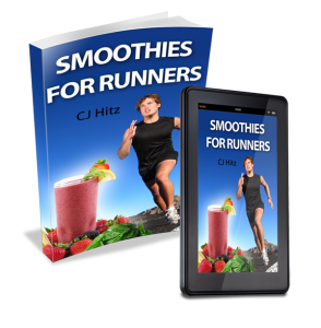 Smoothies for Runners Book