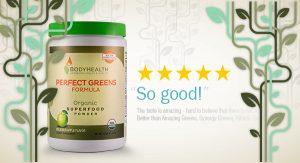 Perfect Greens Formula