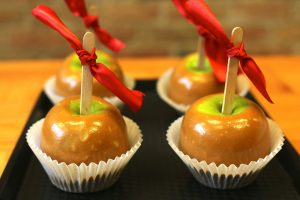 Caramel Apple Cool Down